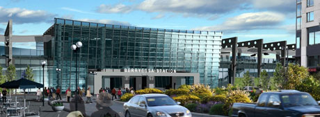 The long planned Berryessa BART station could soon be a reality.