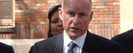 Gov. Jerry Brown has followed through with his vow to disband the state's RDAs and San Jose Mayor Chuck Reed has joined a legal challenge to the law.
