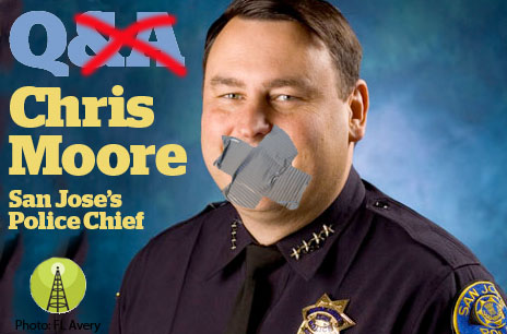 How the Police Chief Q&A Went Wrong