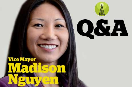 Vice Mayor Answers Reader Questions