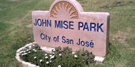 The city's proposed partnership with Archbishop Mitty High School, a private parochial school, to renovate John Mise Park has angered some residents.