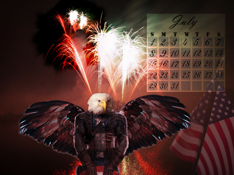 Happy 4th of July; Now Go Do Something
