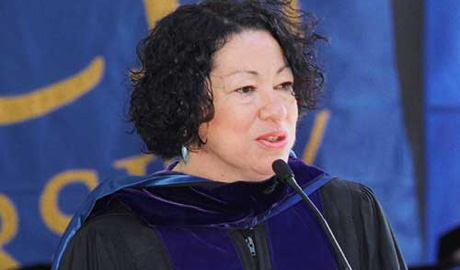 Sonia Sotomayor has an inspirational story about using education to rise out of poverty in the Bronx and eventually becoming an associate justice for the Supreme Court of the United States.