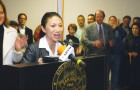Madison Nguyen is the first candidate to formally declare intent to run for mayor of San Jose in 2014.