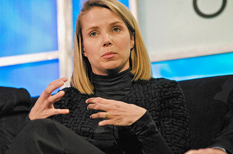 Marissa Mayer, CEO of Yahoo, made waves this week when it became public that the company will no longer allow employees to work from home. (Photo by jdlasica, via Flickr)