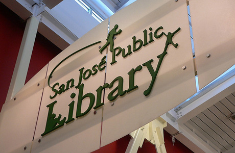 If a parcel tax is allowed to expire, dozens of city librarians could be laid off as a result. (Photo by San José Library, via Flickr)