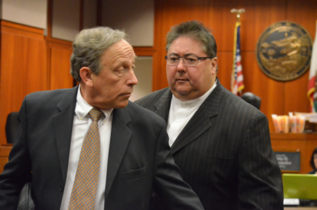 George Shirkawa pleaded guilty Monday to all 12 charges against him. The District Attorney's office is asking he spend a year in county jail for his crimes. (Photo courtesy of Sing Tao Daily)