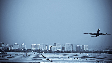 San Jose's City Council will consider an $82 million expansion of the city's airport, which could affect the amount of noise generated by late-night flights. (Photo by madrazz, via Flickr)