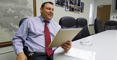 Chris Moore left his post as police chief of the San Jose Police Department in January. On Friday, his new employer, Rivada Networks, announced that Moore has joined its board of directors.