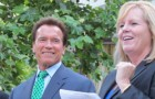Santa Clara County Sheriff Laurie Smith, right, has proven herself to be a strong leader. But will that translate to run for mayor of San Jose in 2014?