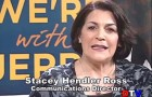 Stacey Hendler Ross attempted to have a local radio station kill an unflattering story about her former boss, Cindy Chavez.