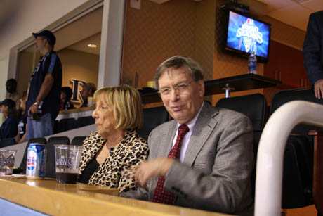 Bud Selig, commissioner of Major League Baseball, has rebuffed requests from city of San Jose leaders ot meet about the Oakland A's relocatign to San Jose. That could change now that the city filed a lawsuit against MLB in federal court.