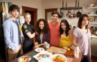 A show debuting this summer on ABC, The Fosters, details the lives of a lesbian couple raising a household that includes foster children.