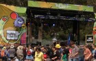 James McCarthy performs at the Panhandle Stage at the Outside Lands festival in San Francisco earlier this month