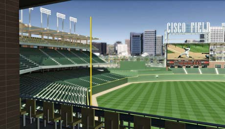 Parts of San Jose's lawsuit to allow the Oakland A's to relocate here and build a stadium were thrown out Friday.