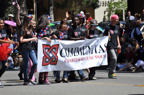 Some students who transferred from Communitas Charter High School to the Campbell Union High School District may still be able to receive credit for their work.