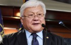 U.S. Rep. Mike Honda (D-San Jose) has refused to give up his paycheck during the federal government shutdown. (Photo by Talk Radio News Service, via Flickr)