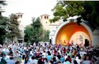 Levitt Pavilion in Pasadena offers an example of what could be done in St. James Park.