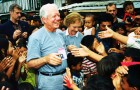 Jimmy Carter and his wife, Rosalynn, will be in San Jose on Tuesday to help with projects near Lake Cunningham Park. (Photo courtesy of http://www.cartercenter.org)