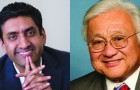 Ro Khanna, left, and Congressman Mike Honda have yet to debate publicly during their congressional race.