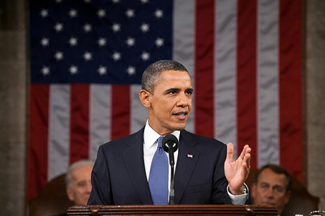 President Obama has an opportunity to put the spotlight on public education in his annual speech Tuesday night. (Photo courtesy of United States Government Work)