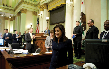 Inter-office dysfunction has been a hallmark of Assemblymember Nora Campos' time as an elected official.