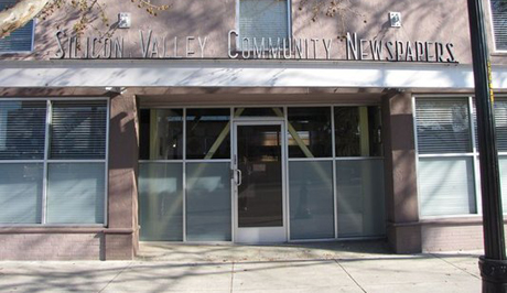 Silicon Valley Community Newspapers will be moving out of its office on The Alameda sometime in the next few months.