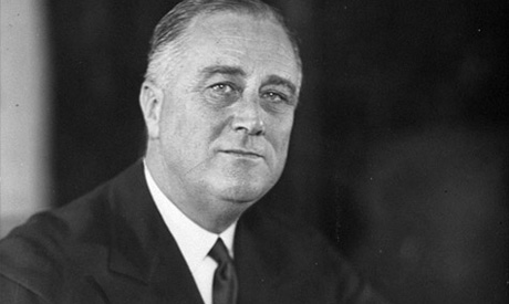 Franklin Delano Roosevelt inspired a nation with his push for experimentation in bettering society.