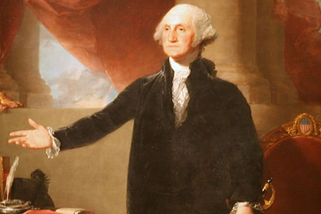 Happy Presidents Day, George Washington's birthday, or whatever you want to call it. (Photo by cliff1066, via Flickr)