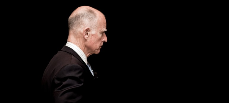 Gov. Jerry Brown has a chance to make education one of his top priorities.