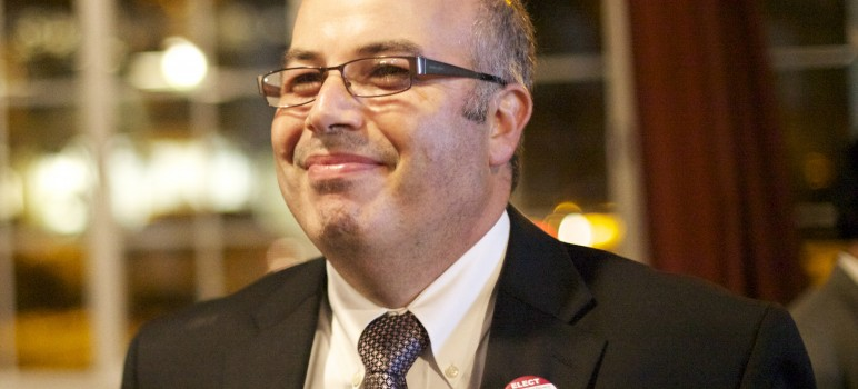San Jose Councilmember Johnny Khamis won another four-year term in a landslide victory Tuesday.