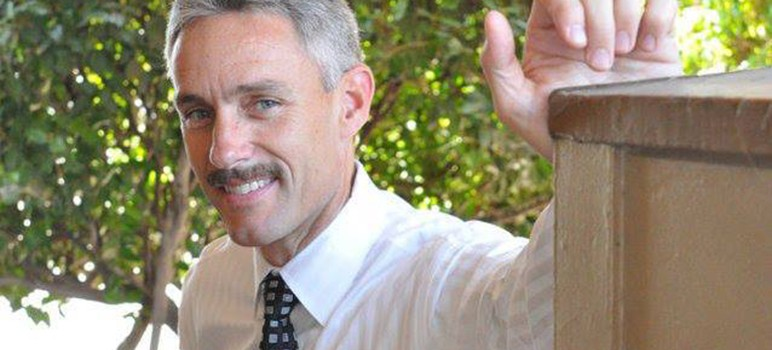 Kevin Jensen, a 28-year Santa Clara County Sheriff's Office veteran, is running against his former boss.