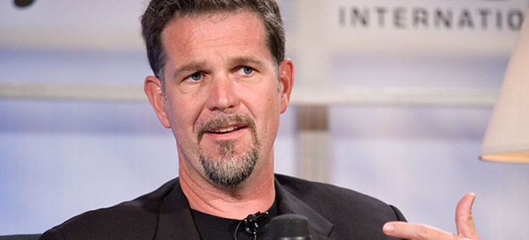 Netflix CEO Reed Hastings thinks school boards should be a thing of the past.