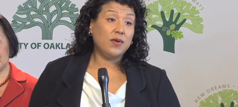 Deanna Santana left her post as Oakland's top administrator in the wake of lawsuits and other controversies.