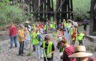 The city and neighborhood activists are butting heads on the Willow Glen Trestle. (Photo courtesy of FOLGC)