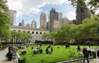 Bryant Park in New York City could serve as model for the revitalization of San Jose's St. James Park.