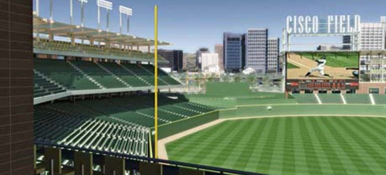 San Jose has incorporated plans for a new A's stadium into its blueprint for downtown.