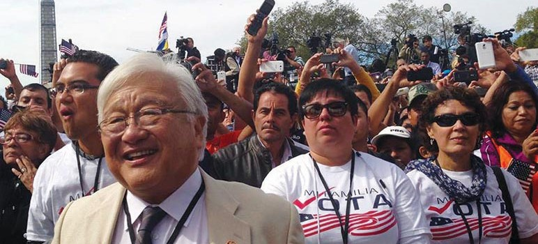 Staffers for Congressman Mike Honda (D-San Jose) closely coordinated efforts with his re-election campaign early in the race.