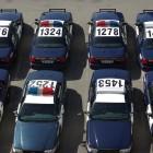 SJPD Multiple Patrol Cars