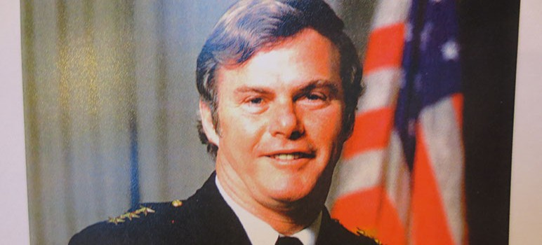 Joseph McNamara served as San Jose police chief from 1976 to 1991.