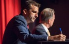 A complaint filed against Sam Liccardo's mayoral campaign alleges that he received an unreported campaign contribution from Vice Mayor Madison Nguyen. (Photo by Brian Kirksey)