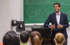 Ro Khanna is challenging Mike Honda for California's 17th Congressional District seat.