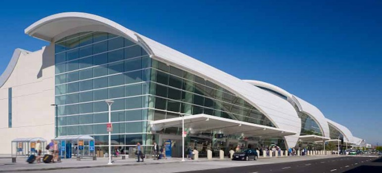 The San Jose airport charges airlines $2,500 per noise violation.