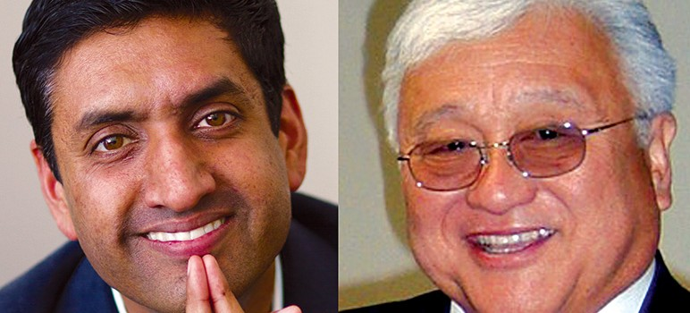 A lawsuit filed Thursday accuses Ro Khanna's campaign manager of stealing donor information from the campaign of Rep. Mike Honda.