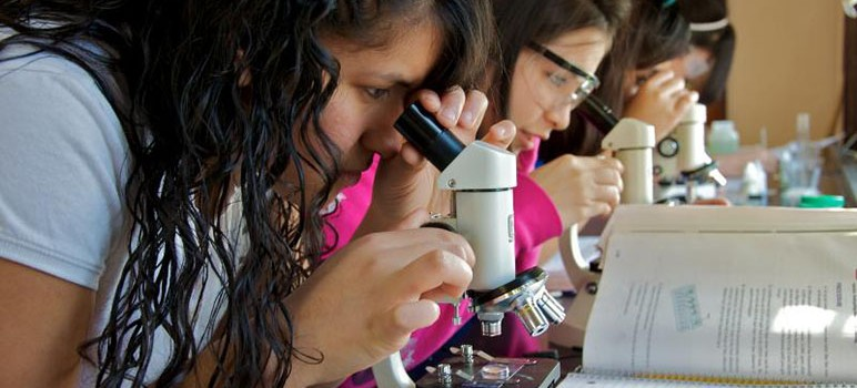 Silicon Valley repeatedly fails to secure state and federal funding for STEM education.  (Photo via www.northwestern.edu)