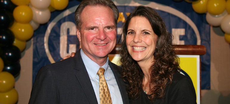 Pattie Cortese could be the next in the family to become a public official. (File Photo)