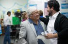 Rep. Mike Honda finished Election Night with a 5-point lead over his opponent, Ro Khanna, but tens of thousands of provisional and absentee ballots remain uncounted. (Photo via Facebook)