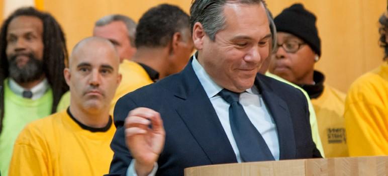 San Jose Councilman Xavier Campos invoked the Fifth amendment regarding a stolen election in 2010. (File photo)
