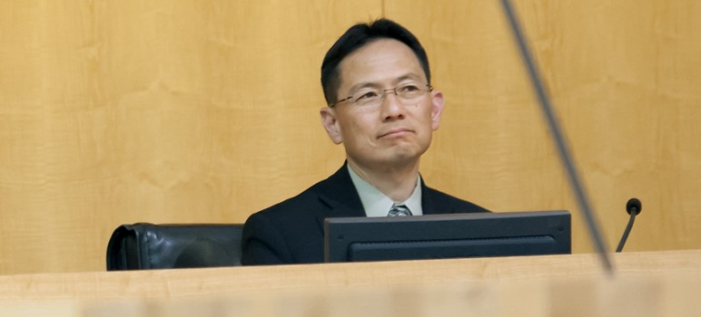 Ed Shikada is expected to receive a permanent appointment as assistant city manager of Palo Alto. (File photo)