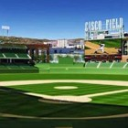 The proposed Cisco Field stadium, slated for downtown San Jose.